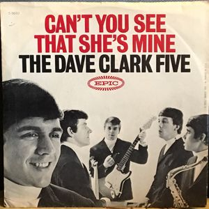 Dave Clark 7-inch single vinyl record not LP album for Sale in Austin, TX