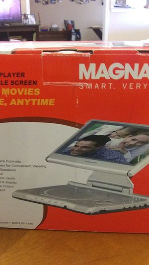 Portable dvd player magnavox for Sale in North Richland Hills, TX
