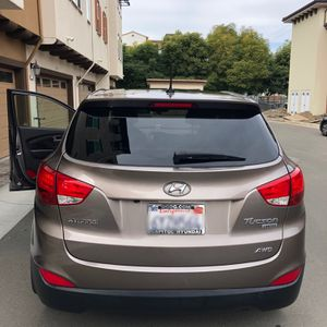 2013 Hyundai Tucson Limited AWD , Top End, Excellent Condition for Sale in San Jose, CA