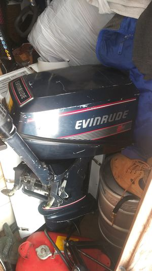 Evinrude 8h.p. trolling motor for Sale in Tacoma, WA