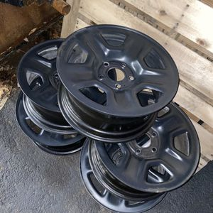 Jeep Wrangler Wheels for Sale in Hingham, MA