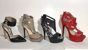 Stilettos, Heels, Platforms, Boots! Estate sale items - see details. for Sale in Thornton, CO