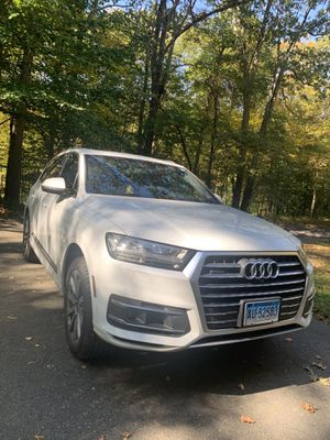 Audi Q7 3.0 Quattro 2017 48580miles for Sale in Avon, CT