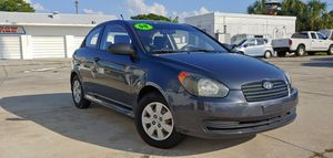 2008 Hyundai Accent 81k miles for Sale in Saint Petersburg, FL