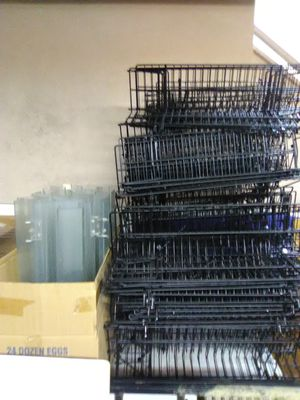 CD and DVD metal racks for Sale in Lorain, OH