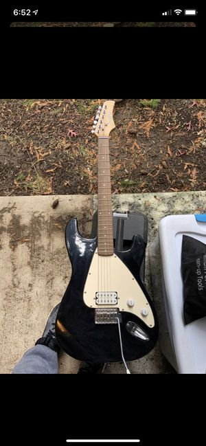 First act electric guitar for Sale in Sherwood, OR