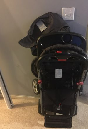 Sit N' Stand double stroller for Sale in Odenton, MD