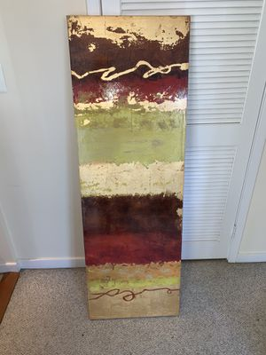Wall Canvass Painting for Sale in Alexandria, VA