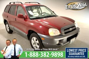 2005 Hyundai Santa Fe for Sale in Lacey, WA