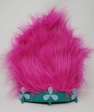 Poppy Hair Costume hat, Trolls for Sale in La Habra Heights, CA