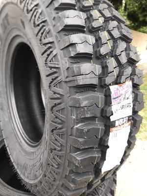 Mud claw extreme MT TYRES @ wholesale prices—WE DELIVER ONLY for Sale in Anaheim, CA