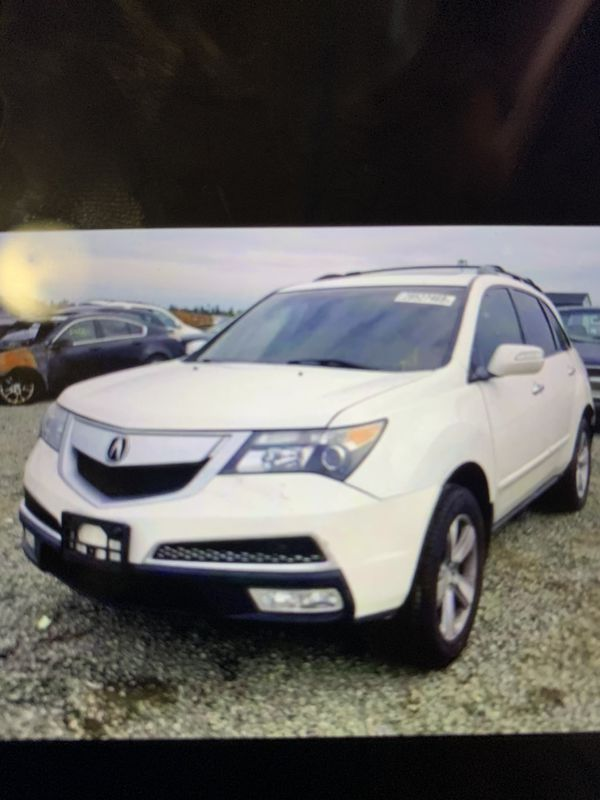2013 Acura MDX parting out