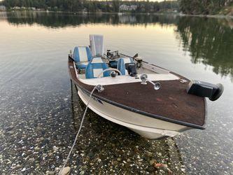 14 ft Aluminum Boat for Sale in Bremerton,  WA