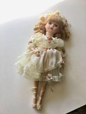 Antique Porcelain Doll - Ballerina for Sale in Westminster, CO