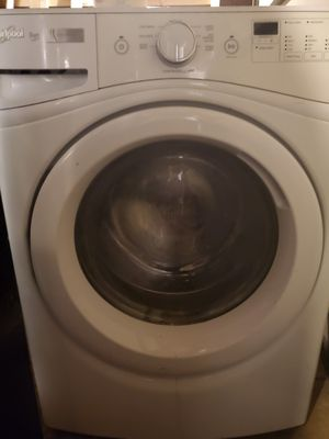 Whirlpool Washer front loader used. for Sale in Plainfield, IL