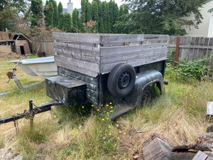 1949 ford bed trailer for Sale in Port Orchard, WA