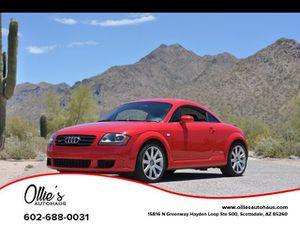 2004 Audi TT for Sale in Scottsdale, AZ