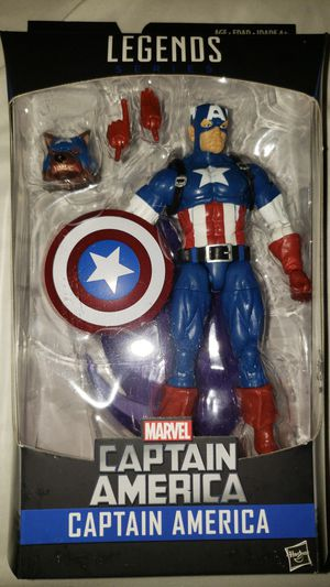 Marvel Legends Avengers Captain America Red Skull for Sale in Chicago, IL