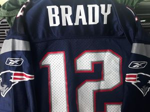 New England Patriots Tom Brady Jersey for Sale in Sunset Valley, TX