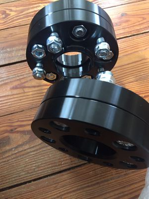 1 inch wheel spacers brand new for Sale in Attleboro, MA