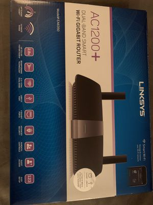 Linksys AC 1200 WiFI Router for Sale in Chelan, WA