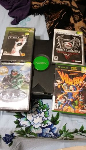 Xbox with GTA San Andreas inside for Sale in Houston, TX
