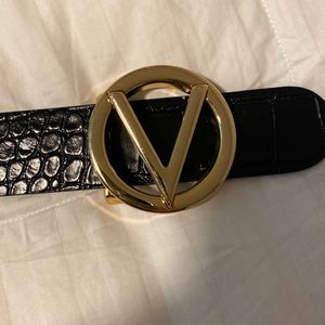 Valentino designer belt for Sale in Hopkinton, MA