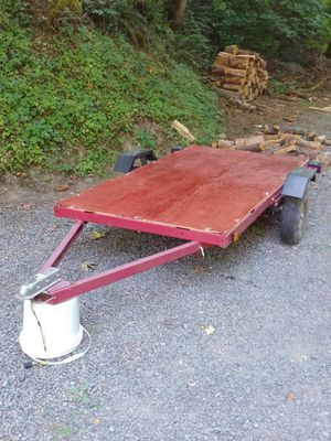 4x8 utility trailer for Sale in Oregon City, OR