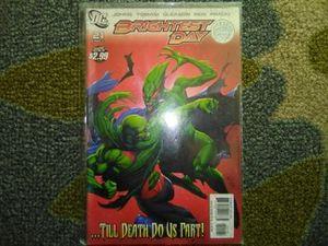 Brightest day comic book. for Sale in Suisun City, CA