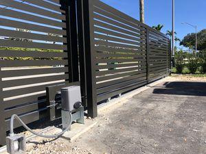 Gate opener, garage door opener, fences and more for Sale in Doral, FL