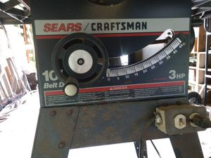 Sears/Craftsman table saw for Sale in Stockton, CA