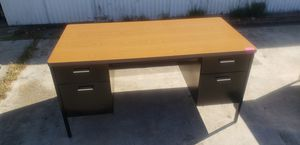used METAL DESKS FOR SALE!!!....each for Sale in Houston, TX
