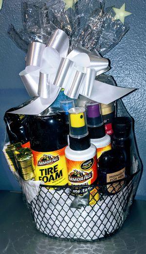 Men's gift basket for Sale in Hacienda Heights, CA