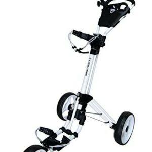 Qwik-Fold 3 Wheel Push Pull Golf CART for Sale in Ypsilanti, MI