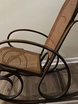 Antique Wicker Rocking Chair for Sale in Virginia Beach,  VA