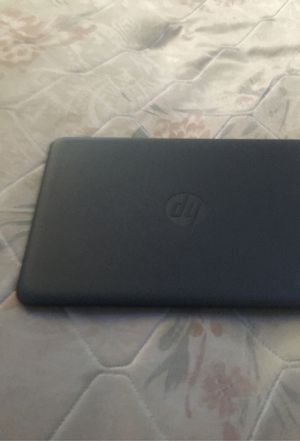 Hp lap top widows 10 for Sale in Houston, TX