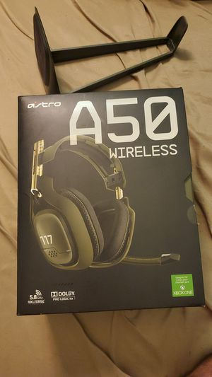 Halo a50 astro wireless gaming headset for Sale in Tampa, FL