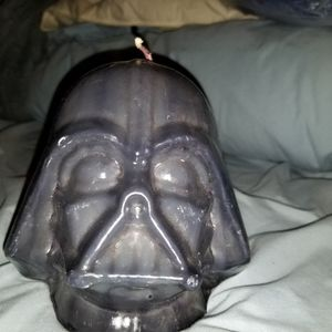 DARTH VADER WAX CANDLE for Sale in Morris, IL