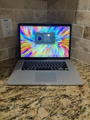 "MacBook Pro 15"" Retina for Sale in Laveen Village, AZ"