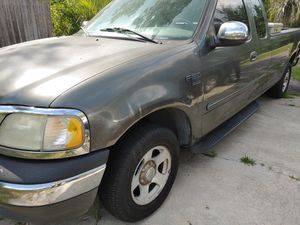 2002 Ford F150 for Sale in Jacksonville, FL