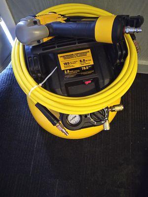 DeWalt compressor for Sale in Denver, CO