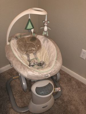 Soother Baby Swing for Sale in Dallas, TX