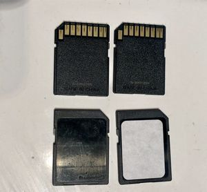 SD Cards (4) 16GB each for Sale in San Diego, CA
