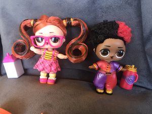 Lol surprise dolls new, both for $18 for Sale in Damascus, OR