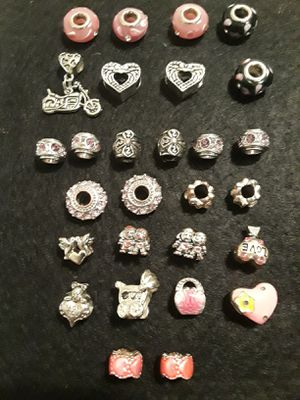 28 Miscellaneous Beads Charms for Sale in Houston, TX