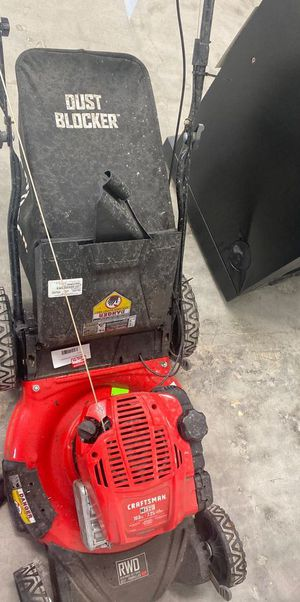 Craftsman CMXGMAM lawnmower ‼️‼️‼️ 99N7B for Sale in Dallas, TX