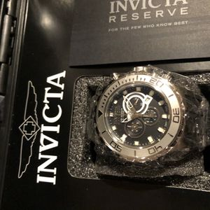 Invicta All Black Watch for Sale in Las Vegas, NV