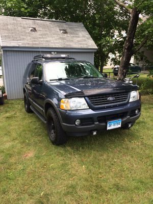 2003 Ford Explorer 4x4 for Sale in Berlin, CT