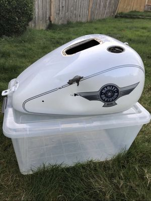 Harley Davidson Fatboy Gas Tank 15th Anniversary Edition for Sale in Lynnwood, WA