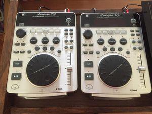 American DJ CD turntables & mixer for Sale in Dallas, TX